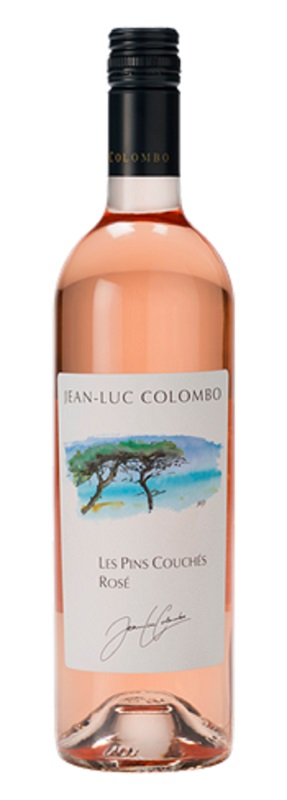 Jean Luc Colombo Les Pins Couches Rose